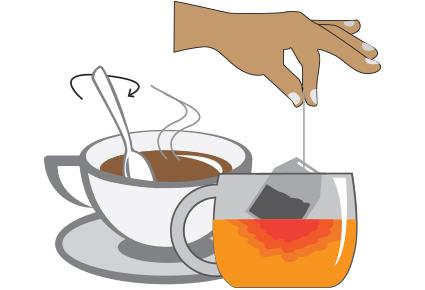 Влияет ли чай на всасывание железа?