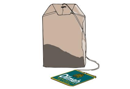 Содержит ли фильтровальная бумага чайных пакетиков эпихлоргидрин?