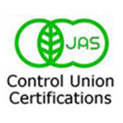 Organic Certification to Japanese Agricultural Standard of organic products (JAS)