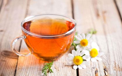 Чай и пять органов чувств