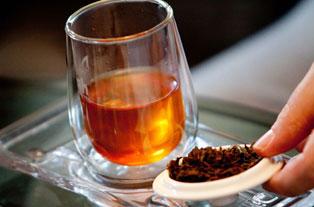 ชาและประสาทสัมผัสทั้ง 5